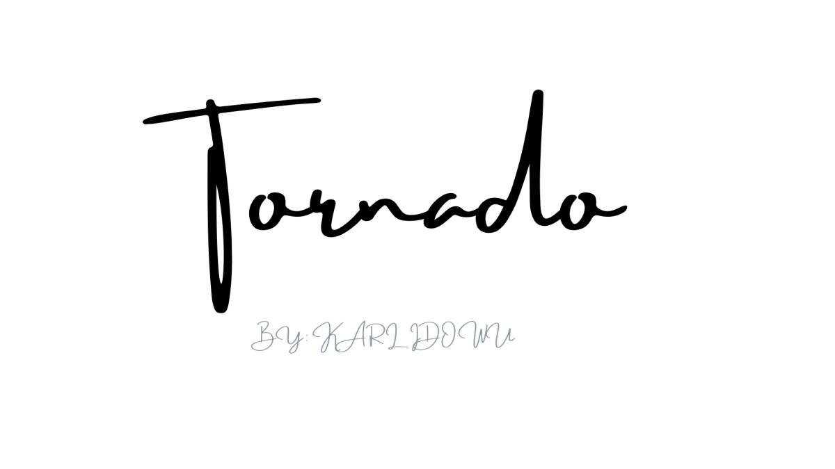 Tornado: A politicaldialogue