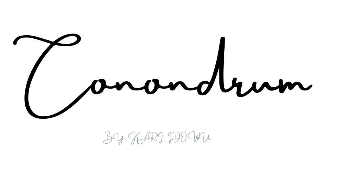Conondrum